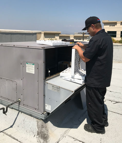 Commercial Heating, Air Conditioning Repair | Service